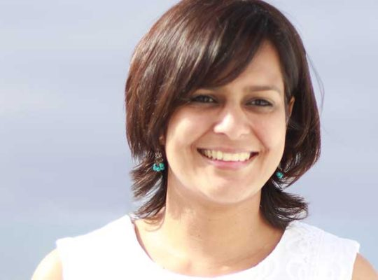 #WomenpreneurWednesday – Aprita Khadria Three is a charm for this lady!