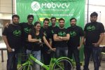 Here's Mobycy: India's First Dockless Bicycle Sharing App