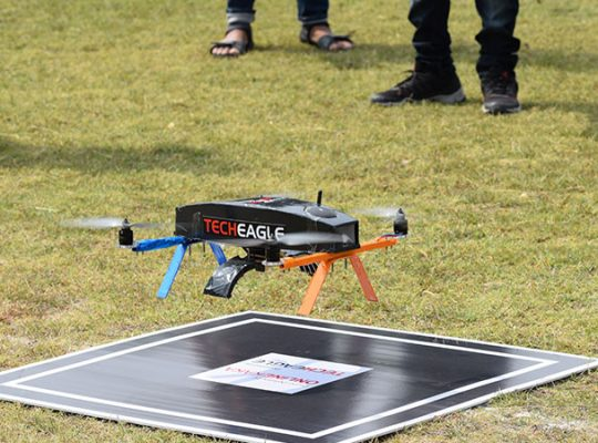 This Startup Delivers Your Morning Tea Via Drone