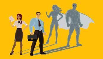 Hero-worship of start-up founders