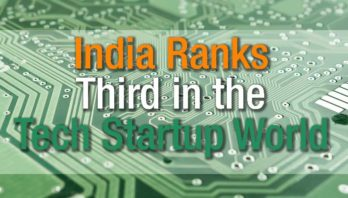 India Ranks Third in the Tech Startup World