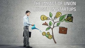How did the Union Budget impact Startups ?