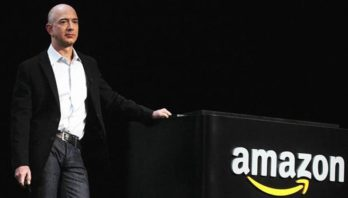 Amazon founder becomes the world's 2nd richest person