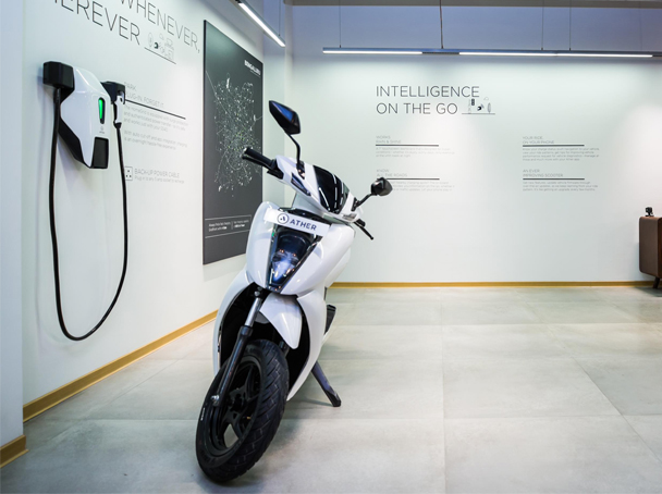 Meet Ather Energy: The 'Tesla' of India
