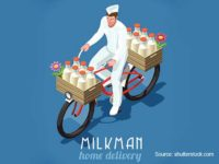 Listen! Here's a 'Doodhwala' from a virtual milk store