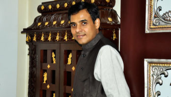 Pankaj Bhandari believes in the 'Mantra' that cash is king