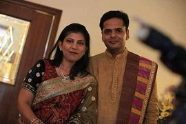 Shweta and Prashant Garg