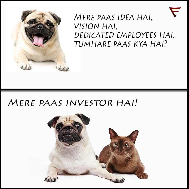 iamanentrepreneur startup dog speak humour