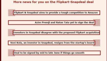 Flipkart raises $1.4 billion to take on Amazon