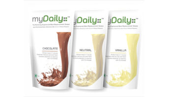 How about your daily meal in a sachet?