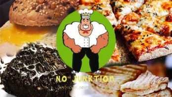 No Junktion keeps you healthy, wealthy and wise