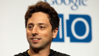 Google's Sergey Brin comes up with an airship!